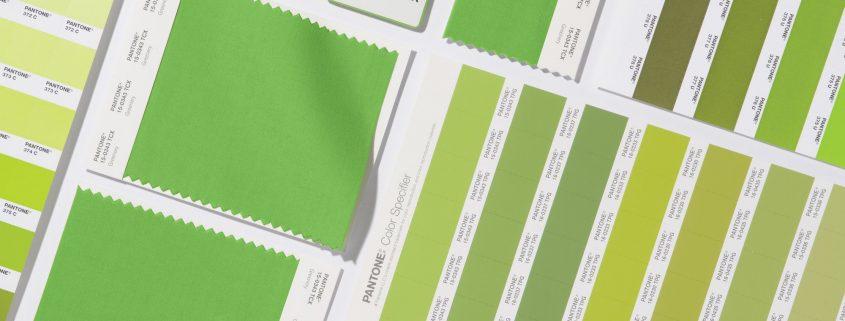 Verde Greenery Pantone 2017