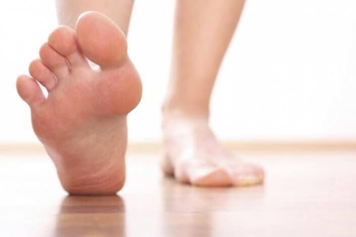 Dolore alla pianta del piede