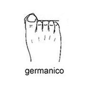 Piede germanico