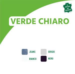 Abbinamento colori verde chiaro