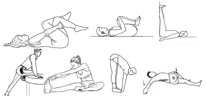 dismetria arti inferiori esercizi