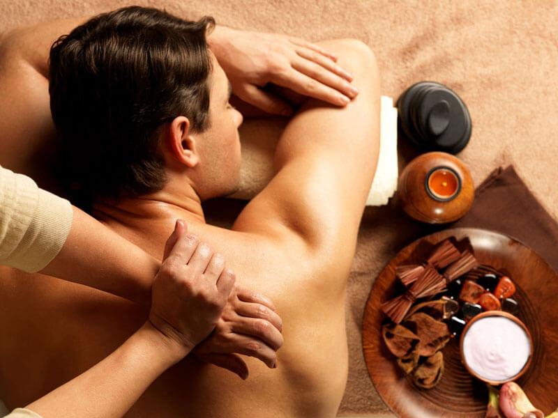 massaggi per uomini