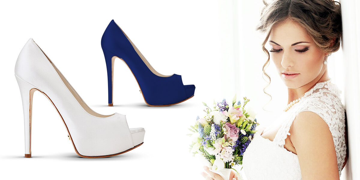 friggere Negoziare Sradicare  Tingere scarpe da sposa: come riutilizzarle dopo il matrimonio