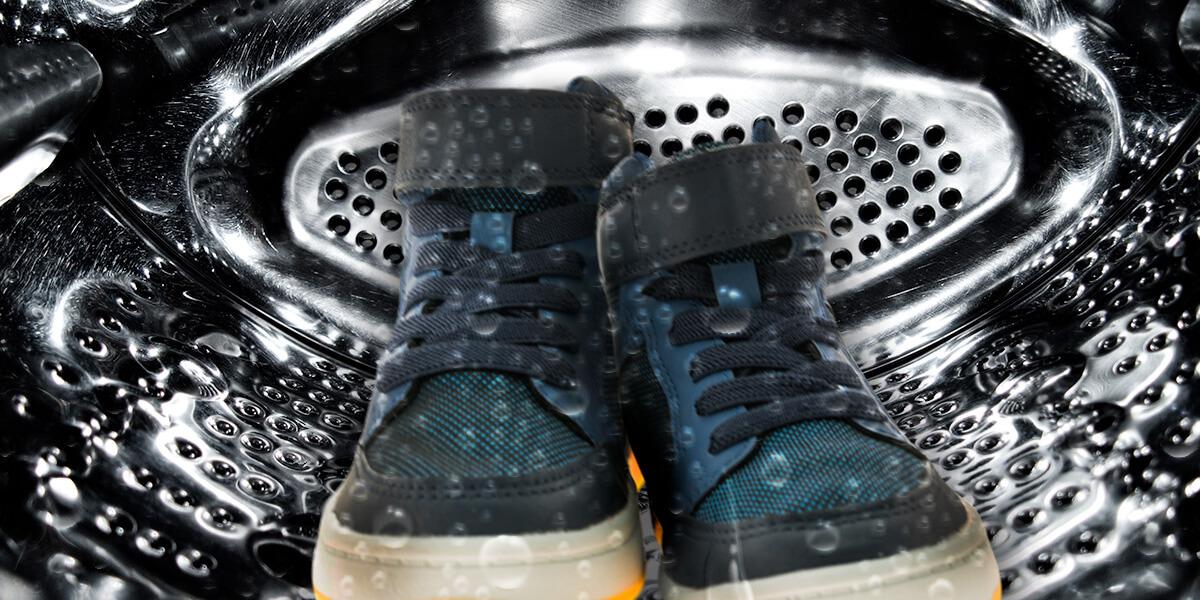 scarpe converse in lavatrice