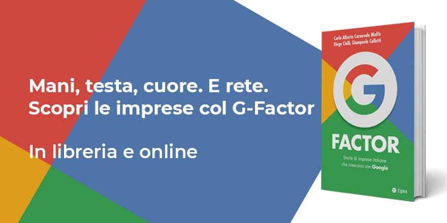G-Factor libro